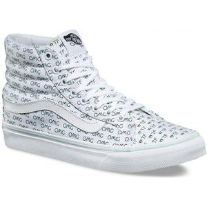 Vans OMG/WTF SK8-HI SLIM fehér 8 - Női cipő OMG/WTF