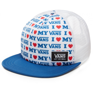 Vans WM BEACH BOUND TRUCKER EVENING HAZE fehér UNI - Női baseball sapka