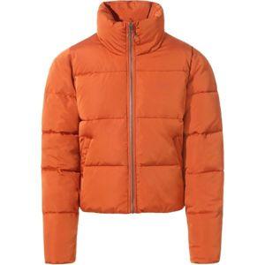 Vans WM FOUNDRY PUFFER narancssárga L - Női télikabát