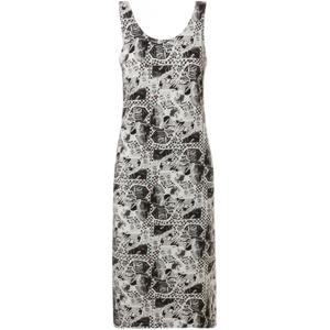 Vans WM ZINE STING DRESS LADY VANS fehér S - Női ruha