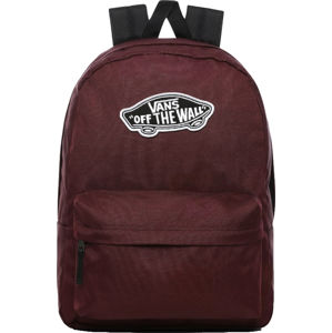 Vans WM REALM BACKPACK Hátizsák - Bordó - ks