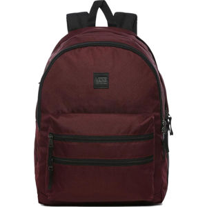 Vans WM SCHOOLIN IT BACKPACK Hátizsák - Bordó - ks