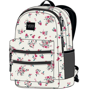 Vans WM SCHOOLIN IT BACKPACK Hátizsák - Fehér - ks