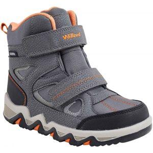 Willard CANADA szürke 34 - Gyerek téli cipő
