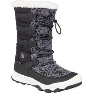 Willard CORA fekete 33 - Gyerek téli cipő