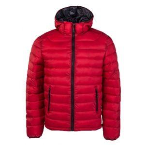 Willard LESS piros XXL - Férfi bélelt kabát