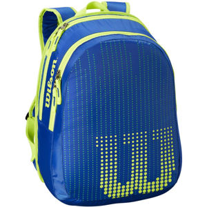 Wilson JUNIOR BACKPACK kék NS - Junior tenisztáska