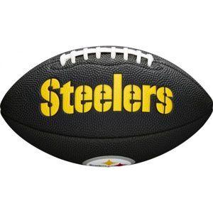 Wilson MINI NFL TEAM SOFT TOUCH FB BL PT - Mini labda amerikai futballhoz