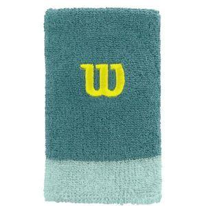 Wilson EXTRA WIDE WRISTBAND - Csuklópánt teniszhez