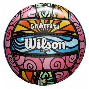 Wilson GRAFFITI MINI VB - Mini röplabda