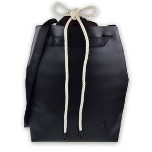 XISS BLACK CITY BLACK fekete UNI - Városi hátizsák